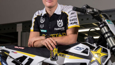 Jonass: tikai daži braucēji savā pirmajā sezonā MXGP trīsreiz kāpuši uz goda pjedestāla