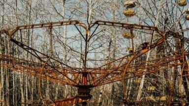 Pamestās prieka oāzes – zosādu uzdzenoši atrakciju parki, kas vairs nedarbojas