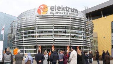 Rīgas Olimpiskais centrs lūdz valdību piešķirt aptuveni trešdaļmiljonu eiro