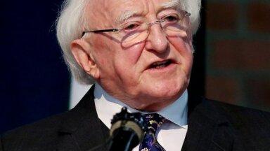 Слишком игривый пес президента Ирландии стал звездой Интернета