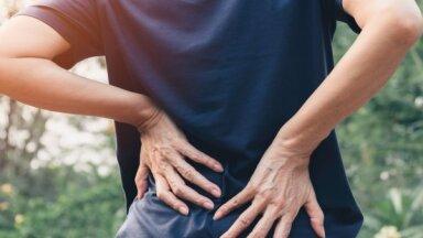 Astoņi muguras lejasdaļas sāpju iemesli un ieteikumi to mazināšanai