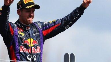 Fetels būtu ar mieru atgriezties 'Red Bull'; Horners noraida šādu iespēju