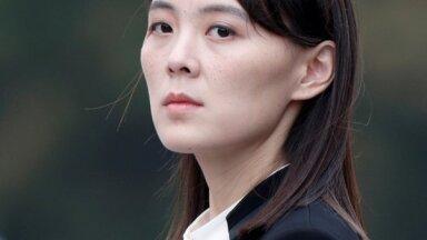 Ziemeļkorejas līdera māsa noraida potenciālas sarunas ar ASV