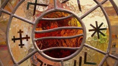Stiprās latvju zīmes mājas svētībai un labklājībai