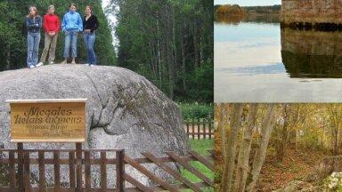 Pamatīgi un mūžīgi: 10 apskates vērti Latvijas dižakmeņi