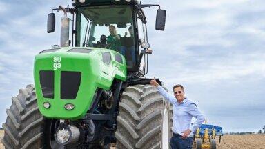 Lietuvieši izstrādājuši bezizmešu traktoru