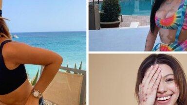 Salauzt perfekto 'Instagram' lenti: iedvesmojošas sievietes, kas drosmīgi izrāda savu ķermeni