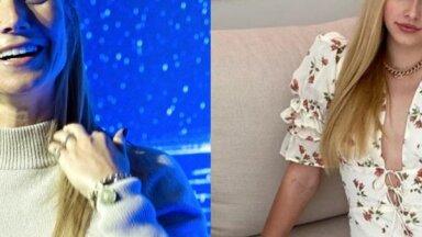 Foto: Gvinetas Paltrovas meita izaugusi par daiļu jaunkundzi
