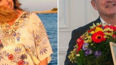 Ernesta Gulbja mammai Milenai jauns draugs