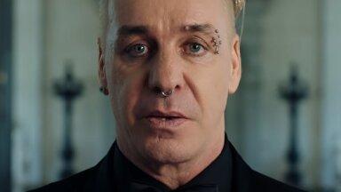 Лидер Rammstein выпустил снятый в Эрмитаже клип на советскую песню