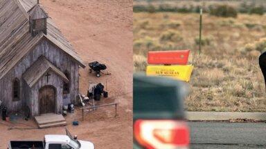 Traģēdijā filmēšanas laukumā Boldvinam ticis izsniegts ierocis ar īstām patronām
