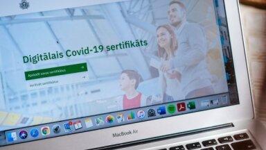 Valmieras teātrī konstatē dažas problēmas Covid-19 sertifikātu sistēmas darbībā (precizēts)