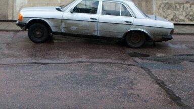 Rumbulā ierīkos nolietoto automašīnu apsaimniekošanas vietu