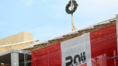 Igaunijas nekustamo īpašumu attīstītājs: Rīgā gadā būtu jābūvē 5000-6000 jaunu dzīvokļu