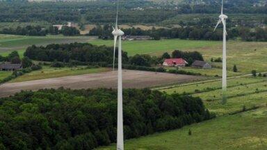 Vēja parku attīstītājs: Latvijā valstiskā līmenī nav radīta labvēlīga vide vēja enerģijas projektu attīstībai