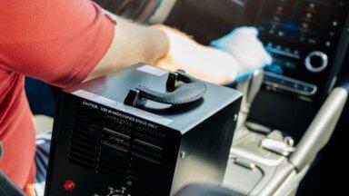 Auto salona kopšana vasarā – tīrībai, veselībai un auto vērtības saglabāšanai