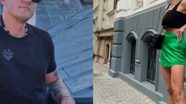 Kambalas īrē privātmājas izmēra dzīvokli Rīgas klusajā centrā