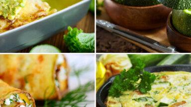 Kabaču ēdieni bez kripatiņas gaļas: 19 receptes vasarīgām maltītēm