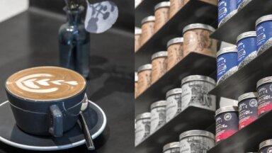'Kalve Coffee', ieguldot 200 tūkstošus eiro, pārcēlusi grauzdētavu uz Jaunmārupi