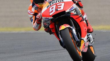 Markess seškārtējā 'MotoGP' čempiona statusā uzvar arī Japānas Lielajā balvā
