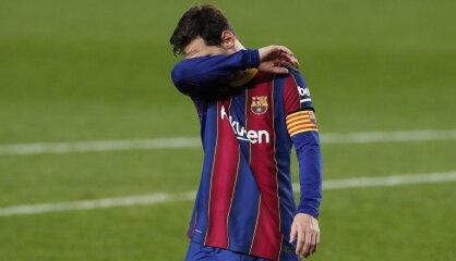 Miljonāru asaras Barselonā. Kā izira pasaules labākā futbola komanda