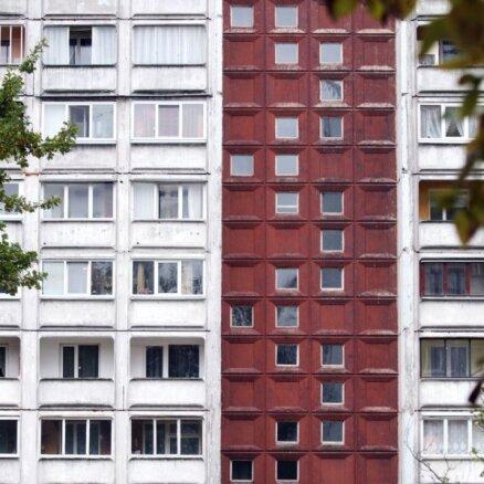 С начала года цены на рижские серийные квартиры выросли уже на 9,9%
