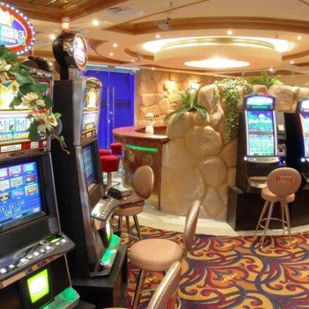 Valdība atbalsta azartspēļu un izložu politikas pamatnostādnes