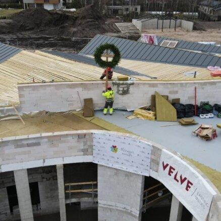 Mārupes pašvaldības jaunā bērnudārza būvniecības izmaksas – 11,9 miljoni eiro