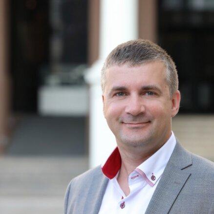 'Rīga ir izslāpusi pēc investīcijām' – jaunais pilsētas izpilddirektors Jānis Lange