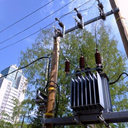 'Augstsprieguma tīkls': No pērn pārdotās elektroenerģijas par 5,8% saņemti 'zaļās' izcelsmes apliecinājumi