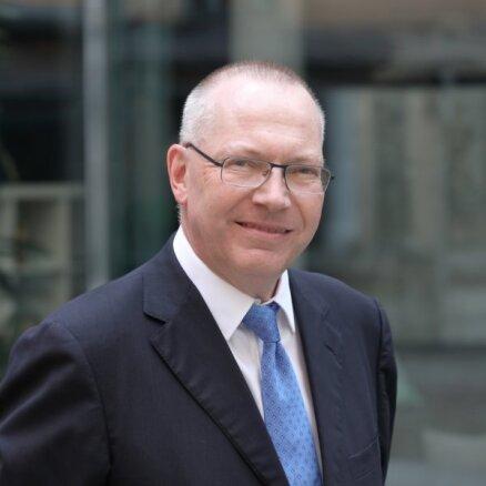 Ekonomists Mortens Hansens: radušies 'burbuļi', kam vajadzētu pievērst uzmanību