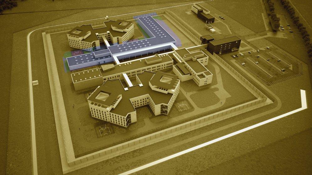 Все зэки в гости к нам. Новая тюрьма в Лиепае — как будет выглядеть и из чего состоять