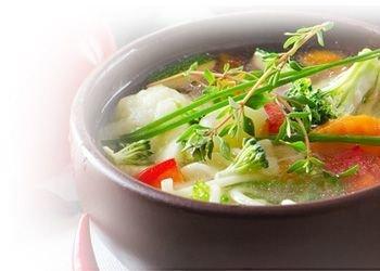 Dārzeņu zupas