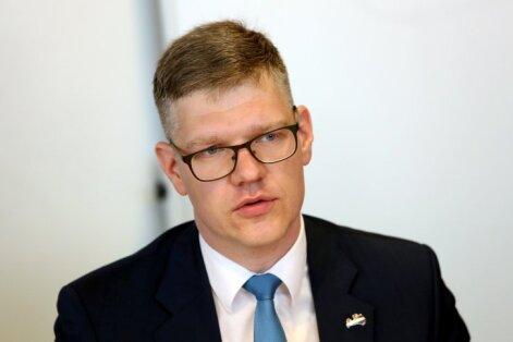 Rīgas domes opozicionārs Ķirsis nekandidēs Saeimas vēlēšanās