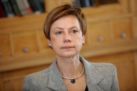 'Vienotības' RD frakcijas vadītāja Ēlerte nepiedalīsies pašvaldību vēlēšanās