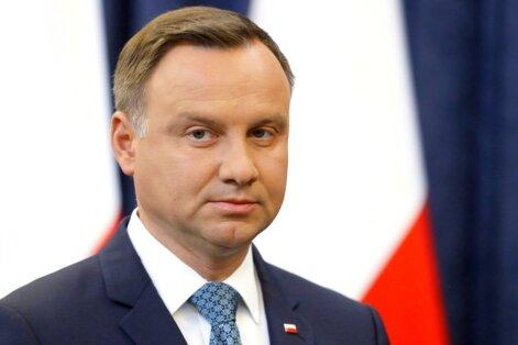 Латвию посетит президент Польши