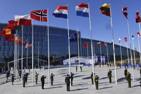 НАТО переезжает в новую штаб-квартиру стоимостью в 1,2 млрд евро