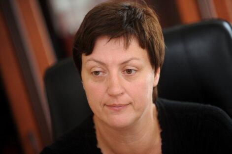 Koļegova pārliecināta par uzņēmēju atbalstu viņas apstiprināšanai VID vadītāja amatā