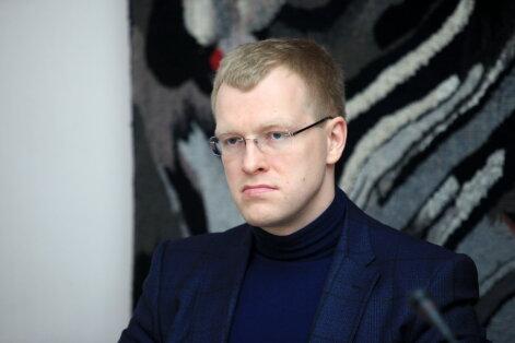 Elksniņš nepiedalīsies Saeimas vēlēšanās un nesola 'komforta zonu' Daugavpils domes koalīcijai