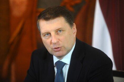 Вейонис: будущее Латвии — в высоком качестве образования и рабочей силы