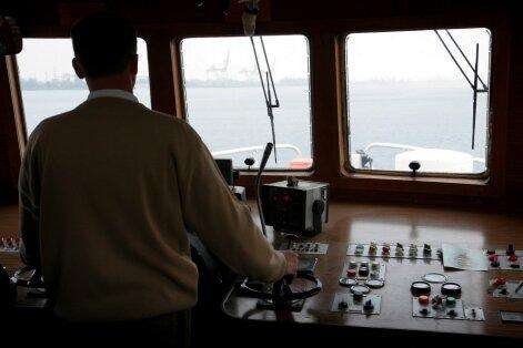 Likvidēta VVD patruļkuģa 'Brēmene' sūce