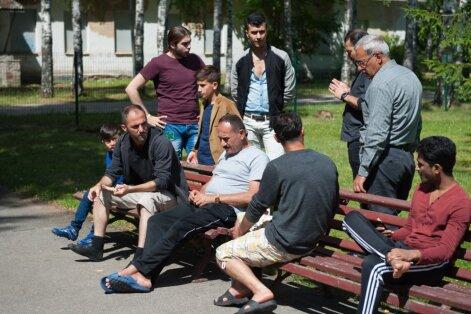 Koalīcija steidz labot likumus, lai neļautu Latviju pametušiem bēgļiem saņemt pabalstu