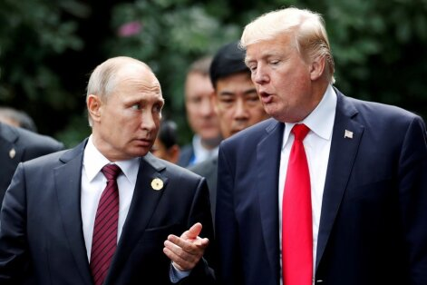 Станет ли встреча с Путиным ударом для президентства Трампа?