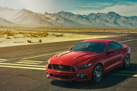 30 sekunžu laikā pārdod 500 'Ford Mustang' mašīnas
