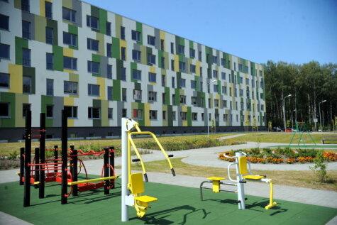 Виртуальная экскурсия по новым социальным домам в Иманте (16,3 млн евро!)