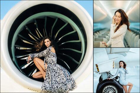 airBaltic представил календарь со своими стюардессами и вот ФОТО всех прекрасных