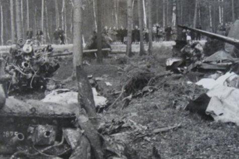 История одного самолета, который потерпел крушение под Ригой в апреле 1943-го