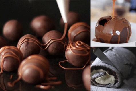 Сладкий вечер: 17 шоколадных