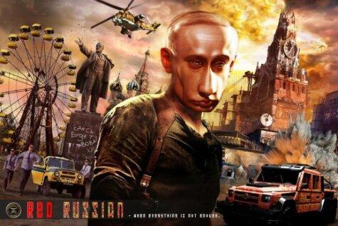 Latvieši pārveido 'Mersedesu' krievu stilā