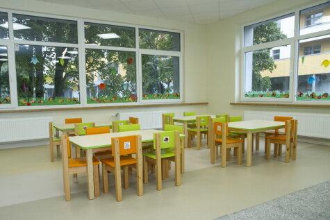 В Иманте — новый детский сад